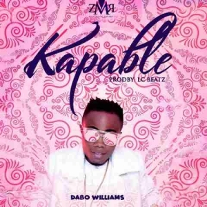 Dabo Williams - Kapable